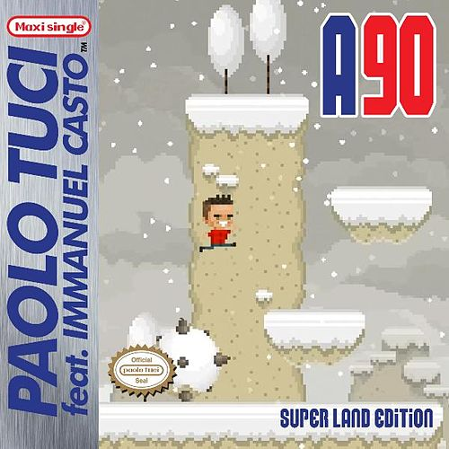 A90 (Super Land Edition) de Paolo Tuci