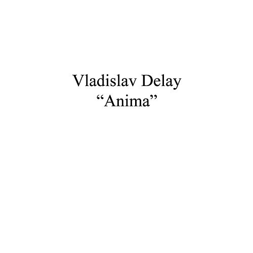 Anima von Vladislav Delay