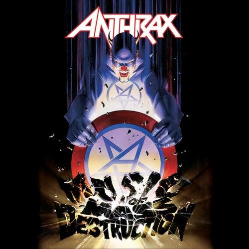 Music of Mass Destruction von Anthrax
