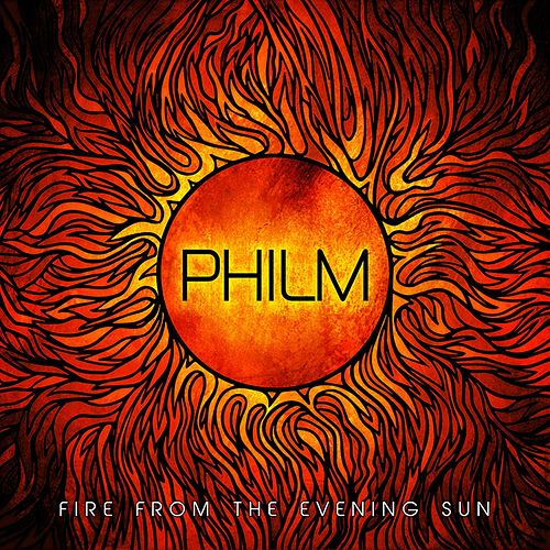 Fire From The Evening Sun by Philm