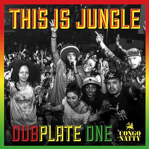 This Is Jungle by Congo Natty