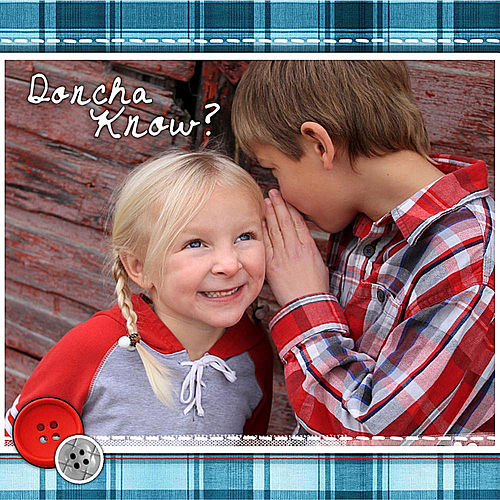 Doncha Know? (feat. The Szakacs Family Kids!) by Curtis