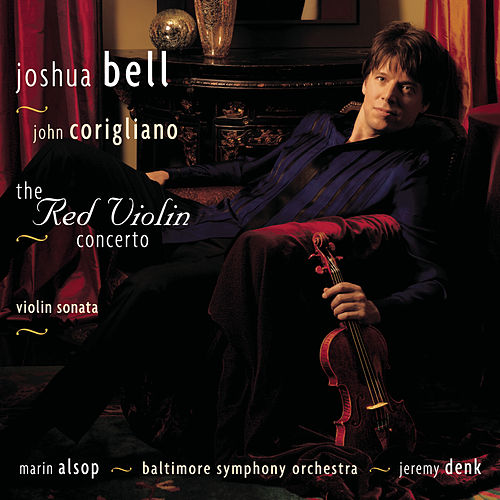 The Red Violin Concerto by Joshua Bell