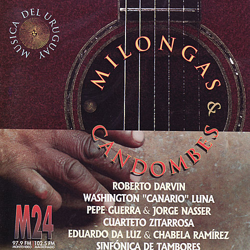 Milongas & Candombes by Various Artists