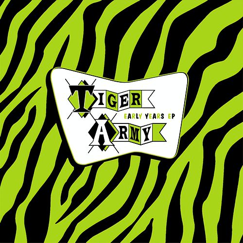 The Early Years EP de Tiger Army