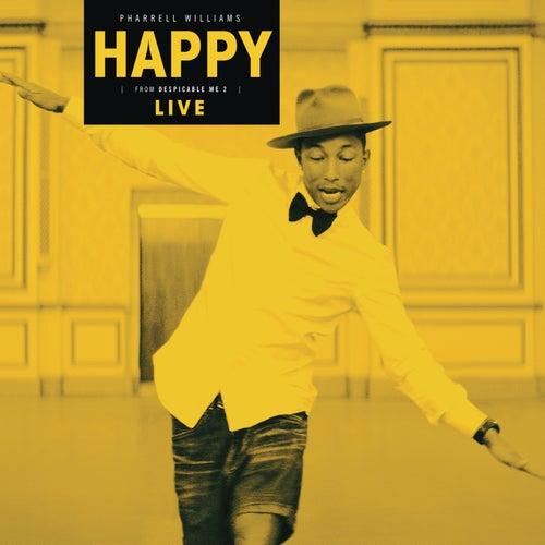 Happy (Live) de Pharrell Williams