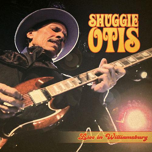 Live in Williamsburg de Shuggie Otis