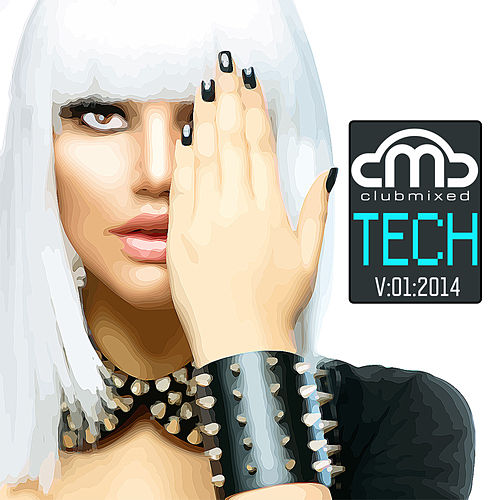 Clubmixed Tech, Vol. 1 by Various Artists