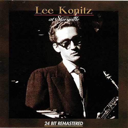 Jazz At Storyville de Lee Konitz