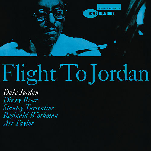 Flight to Jordan (Rudy Van Gelder Edition) by Duke Jordan