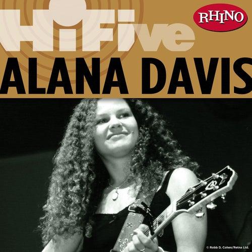 Rhino Hi-Five: Alana Davis de Alana Davis