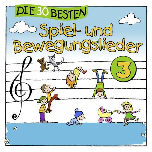 Die 30 besten Spiel- und Bewegungslieder, Vol. 3 de Simone Sommerland, Karsten Glück & die Kita-Frösche