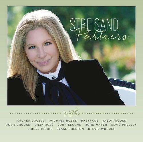 Partners (Deluxe) by Barbra Streisand