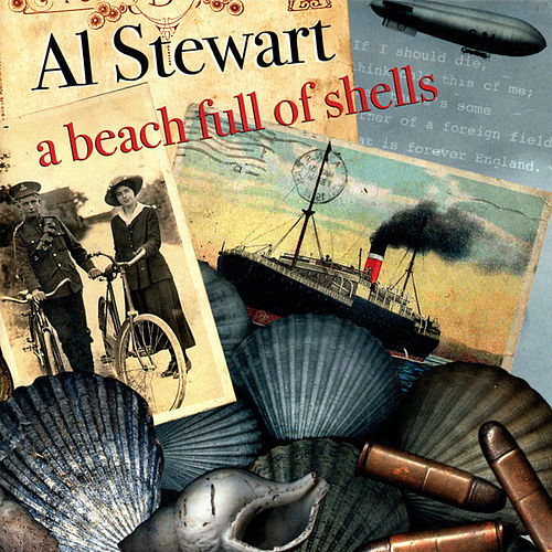 A Beach Full of Shells by Al Stewart