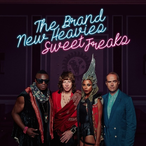 Sweet Freaks van Brand New Heavies