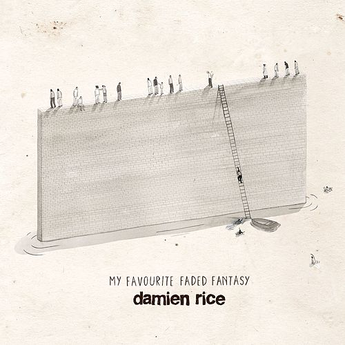 My Favourite Faded Fantasy de Damien Rice