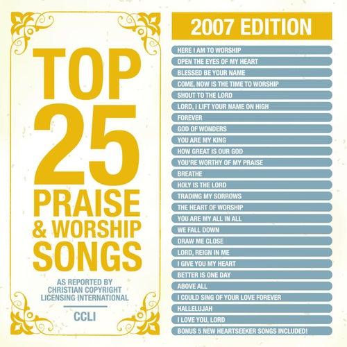 Top 25 Praise Songs 2007 Ed. de Marantha Praise!