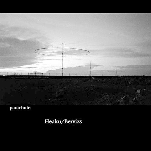 Heaku Bervisz di Parachute