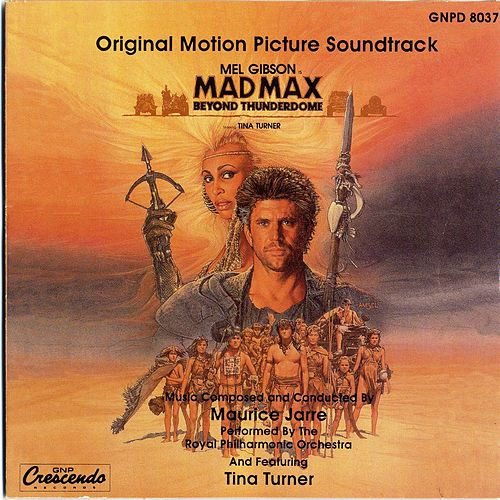 Mad Max Beyond Thunderdome fra Tina Turner
