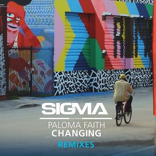 Changing (Remixes) de Sigma
