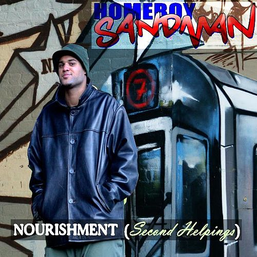 Nourishment (Second Helpings) by Homeboy Sandman