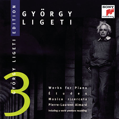 György Ligeti Edition, Vol. 3 de Pierre-Laurent Aimard