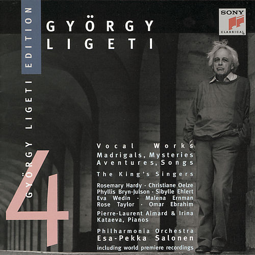 György Ligeti Edition, Vol. 4 de King's Singers