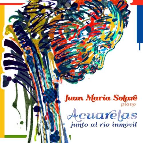 Acuarelas Junto al Río Inmóvil (EP) von Juan María Solare