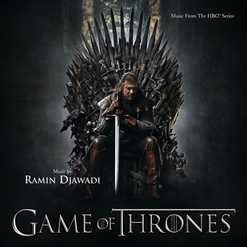 Game Of Thrones (Music From The HBO Series) by Ramin Djawadi