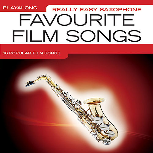 Really Easy Saxophone: Favourite Film Songs von The Great Backing Orchestra