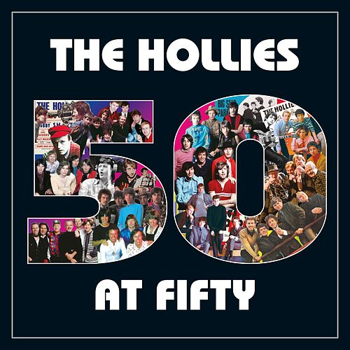 50 At Fifty by The Hollies