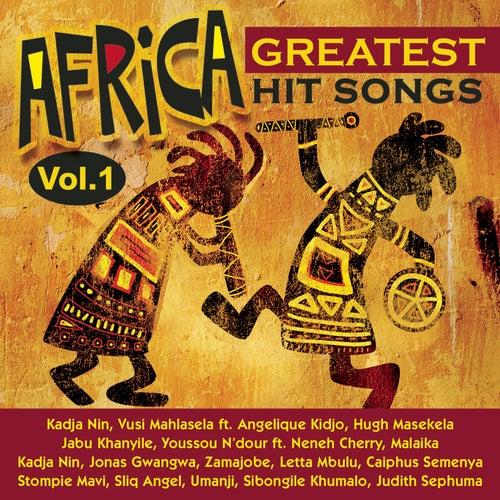 Africa Greatest Hit Songs, Vol. 1 von Various Artists