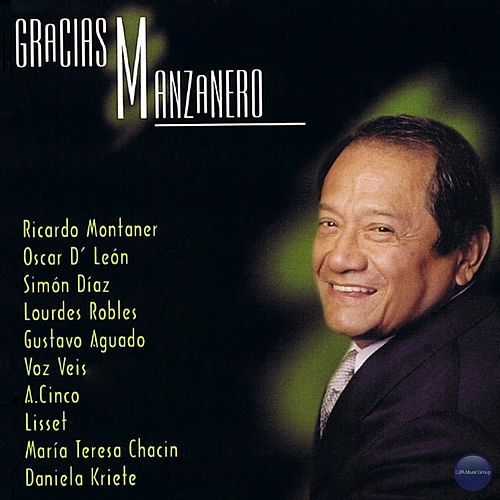 Gracias Manzanero de Various Artists