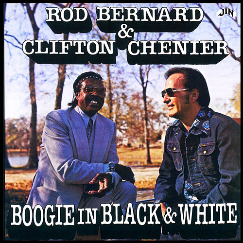 Boogie in Black & White de Clifton Chenier