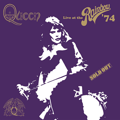Live At The Rainbow de Queen