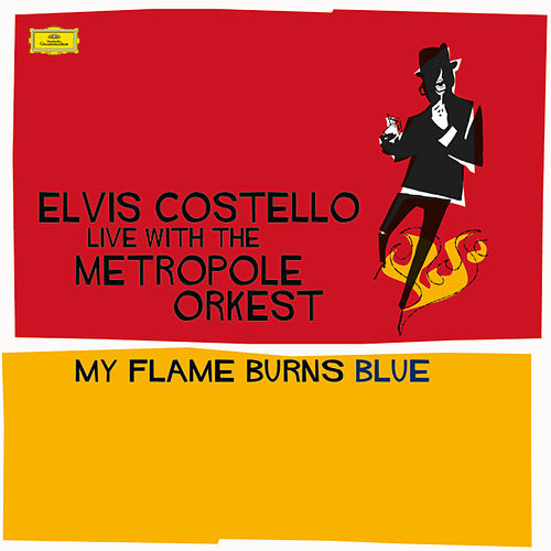 Costello: My Flame Burns Blue de Elvis Costello