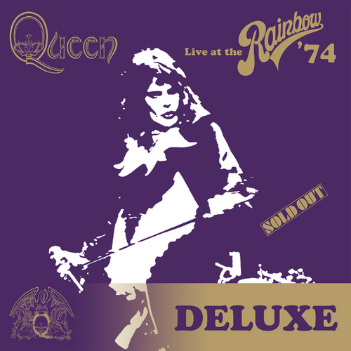 Live At The Rainbow (Deluxe) de Queen