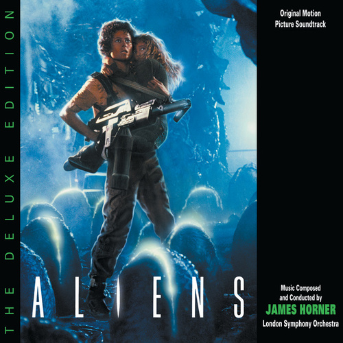 Aliens: The Deluxe Edition (Original Motion Picture Soundtrack) by James Horner