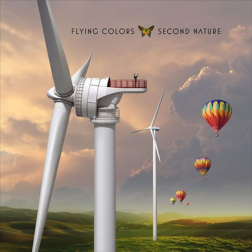Second Nature (Deluxe Edition) by Flying Colors