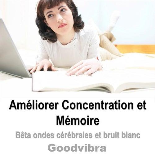 Améliorer Concentration Et Mémoire (Bêta Ondes Cérébrales Et Bruit Blanc) by Goodvibra