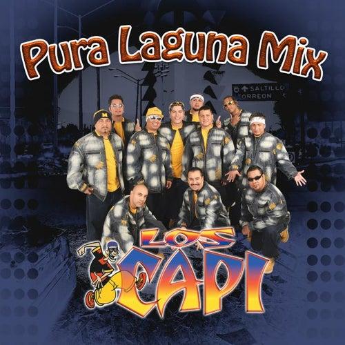 Pura Laguna Mix de Los Capi