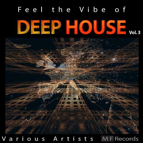 Feel the Vibe of Deep House, Vol. 3 de Various Artists