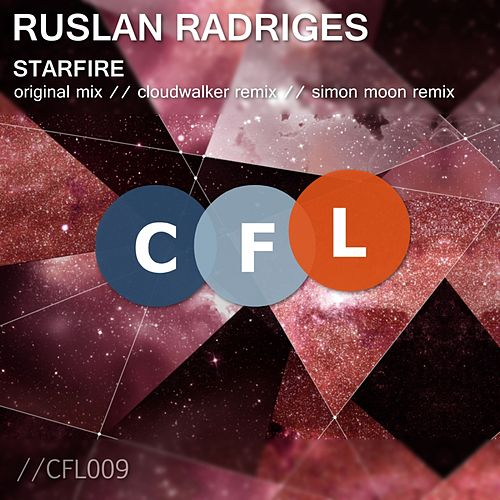 Starfire by Ruslan Radriges