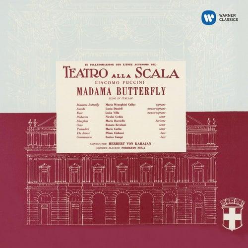 Puccini: Madama Butterfly (1955 - Karajan) - Callas Remastered by Maria Callas