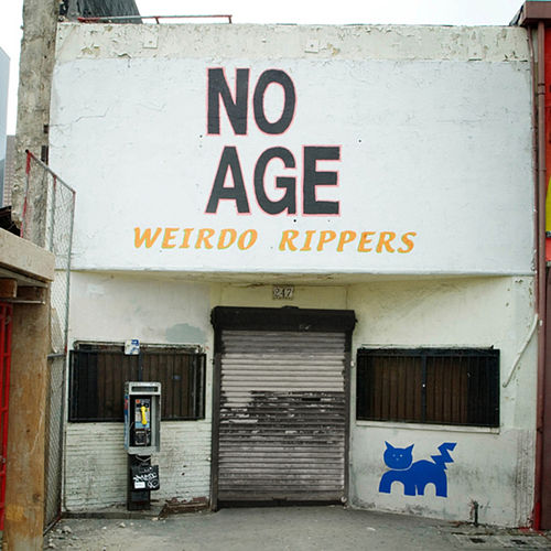 Weirdo Rippers de No Age