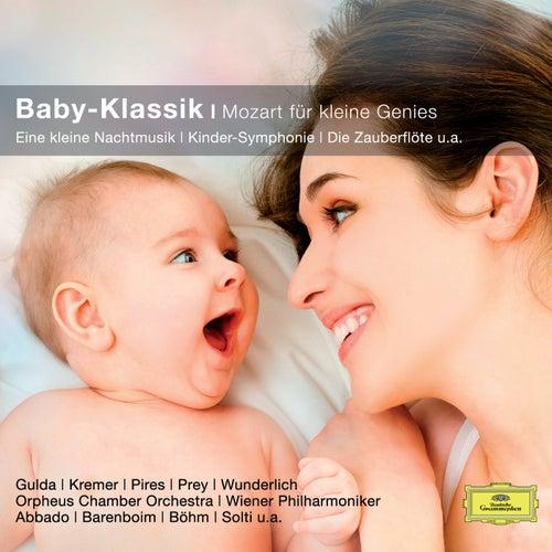 Baby-Klassik - Mozart für kleine Genies de Various Artists