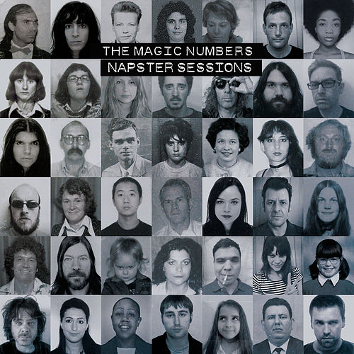 NapsterLive Session by The Magic Numbers