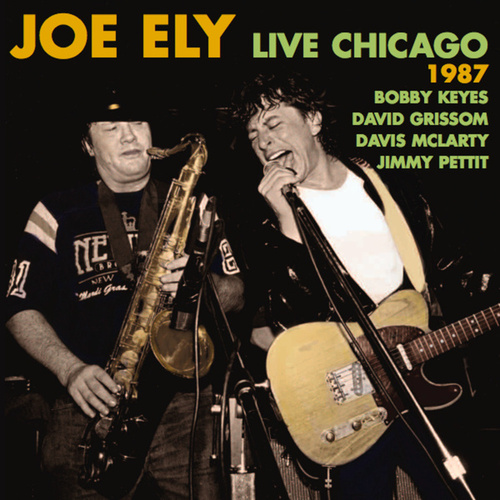 Live Chicago 1987 de Joe Ely