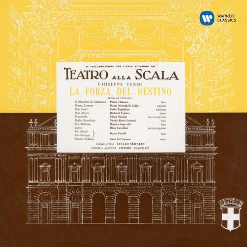 Verdi: La forza del destino (1954 - Serafin) - Callas Remastered by Maria Callas