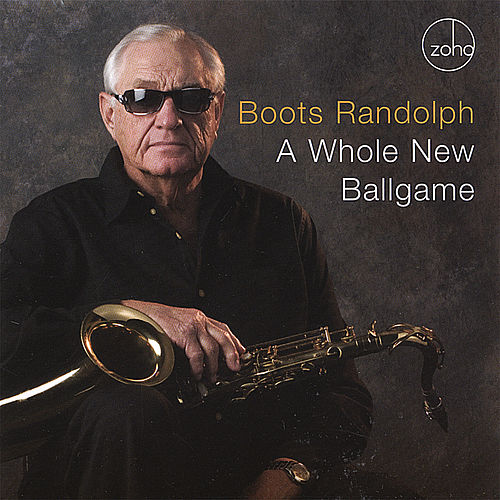 A Whole New Ballgame de Boots Randolph